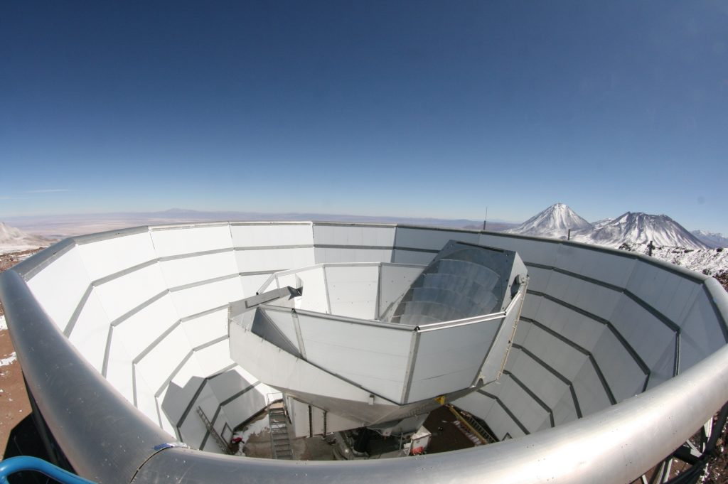Cosmologists may see signs of a new type of dark energy