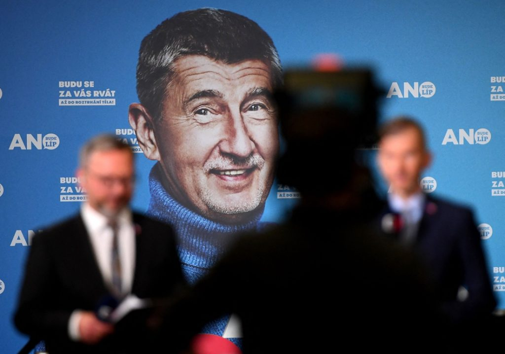 Czech PM loses election after Pandora Papers (Brussels)