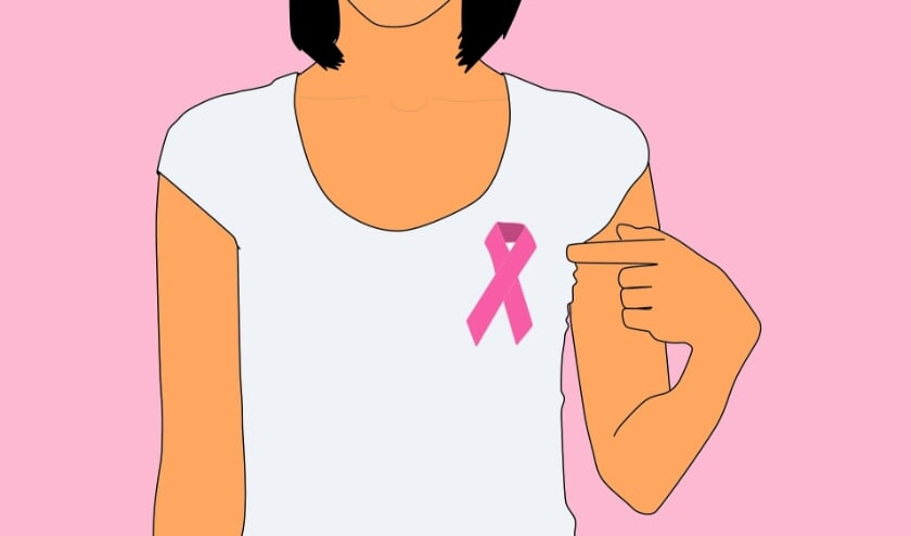 Find breast cancer again in the Soest of October 20