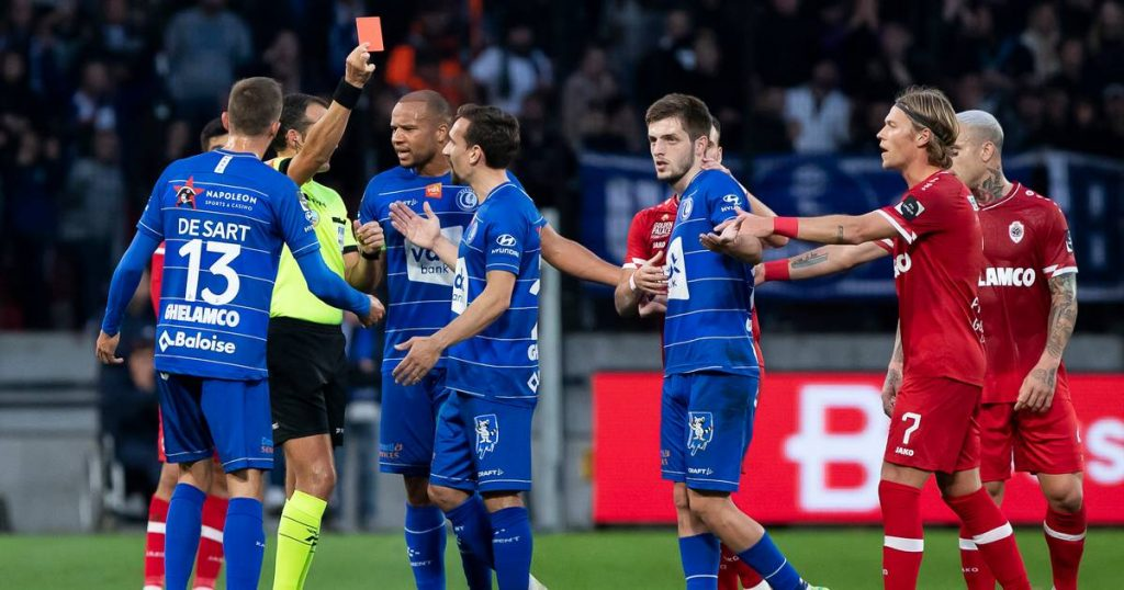 Football discussion.  RSCA fans want Witsel's name out of the tunnel - AA Gent appeals to Chakvetadze    football