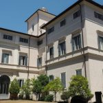 For sale for €471 million: Roman villa with Caravaggio's roof painted |  Abroad