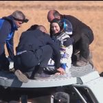 Here the Russian actor returned safely from space – NRK Urix