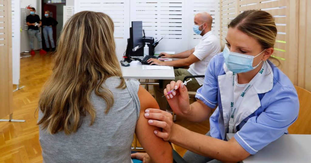 Judge bans vaccination obligation for tens of thousands of Slovenes |  Corona virus is spreading