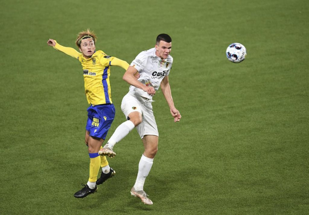 KVO can be happy with a point visiting STVV