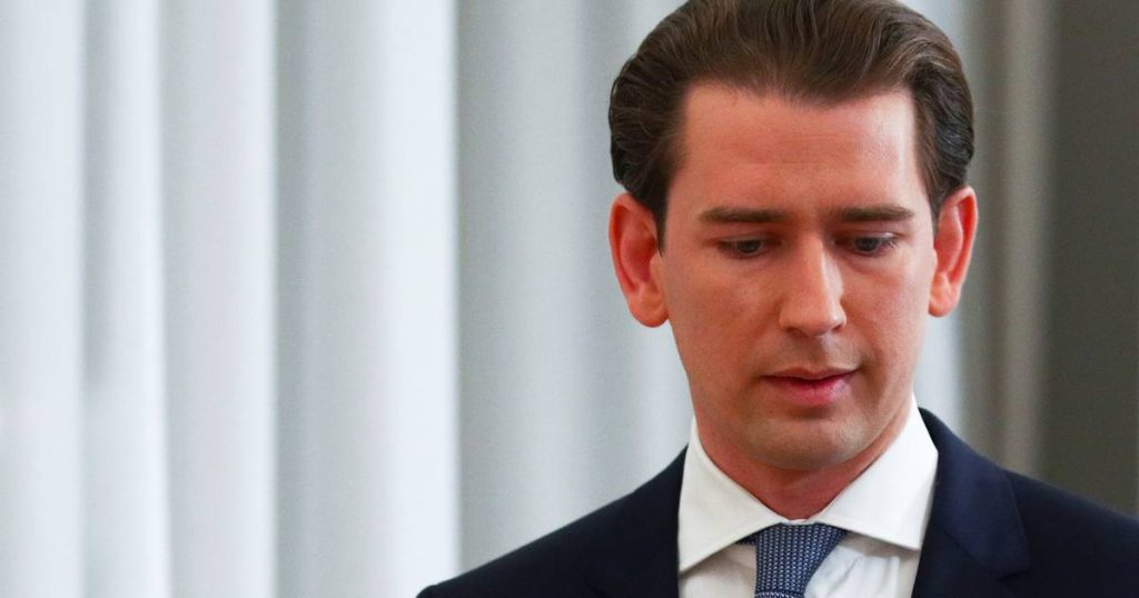 Kurz suspected of corruption: Austrian socialists do not rule out a four-party alliance with the far right |  Abroad
