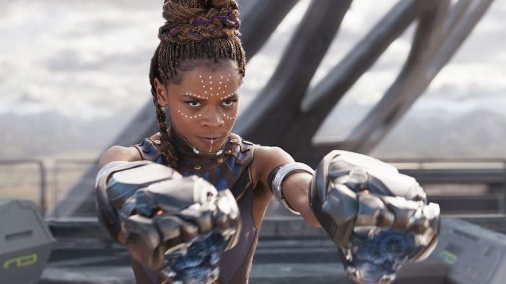 """Letitia Wright is not the successor to """"Black Panther"""" due to controversial statements?"""