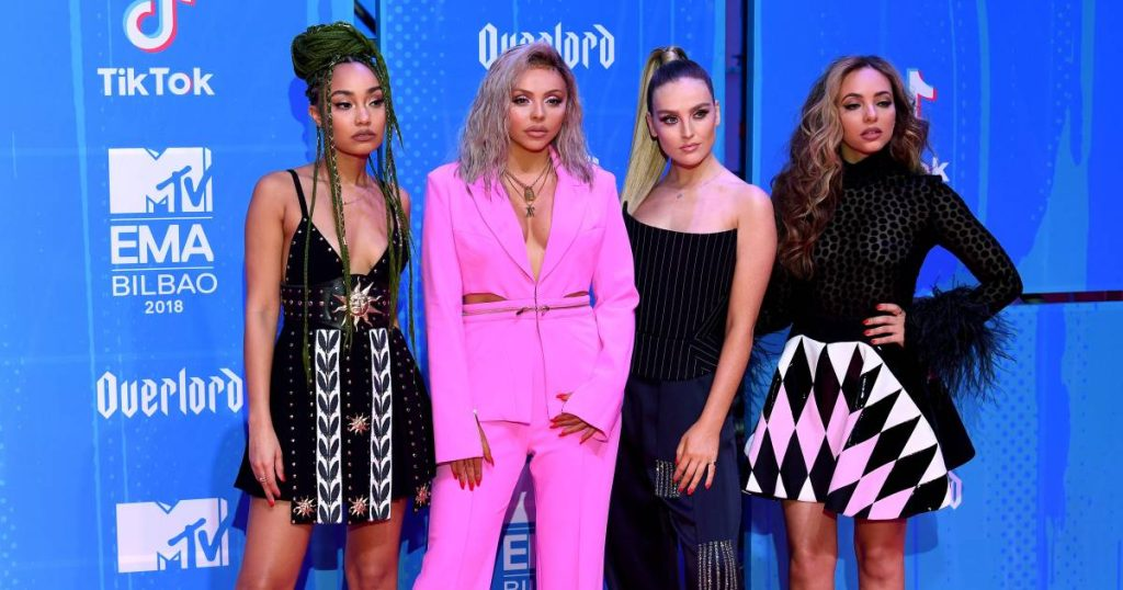 'Put those messages where the sun doesn't shine': Drama between Little Mix and ex-member Jesy after 'blackfishing'    showbiz