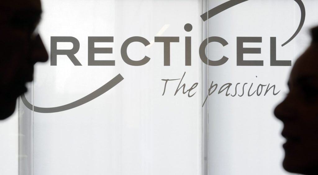 Recticel takes a big heel with the sale of its crown jewel