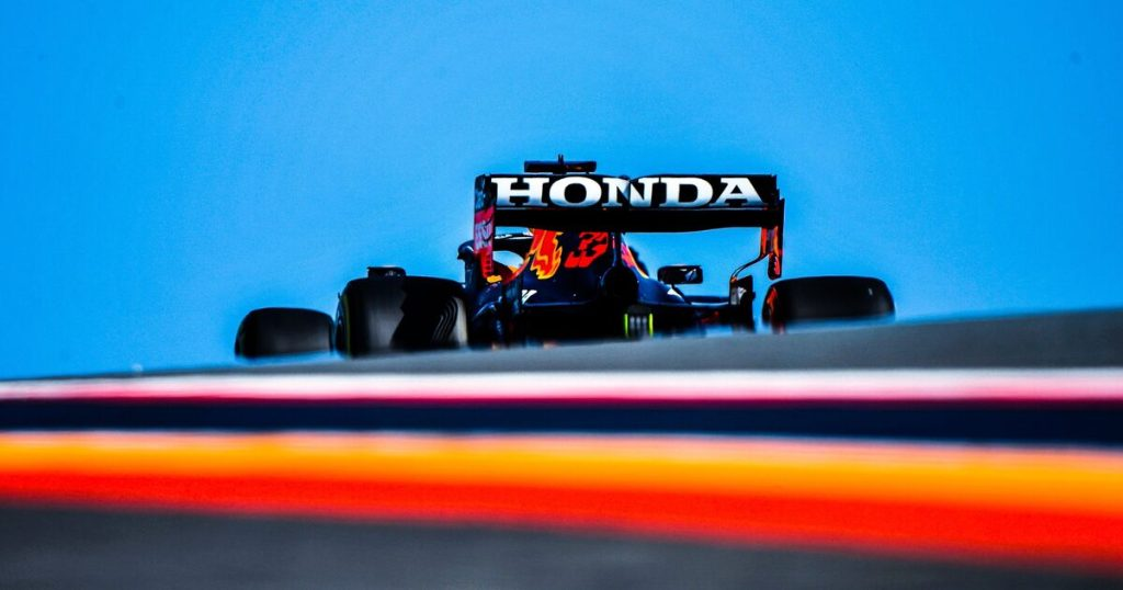 Red Bull US GB changes name to Honda over the weekend