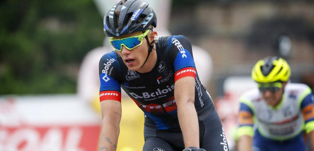 Severe judgment on Thibaut Ness after the fall: fracture of the left clavicle