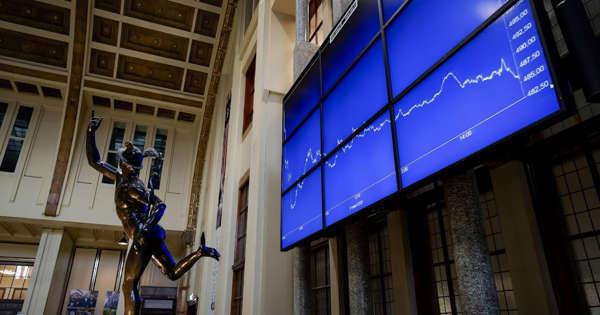 The Lower AEX closed after a disappointing US job report