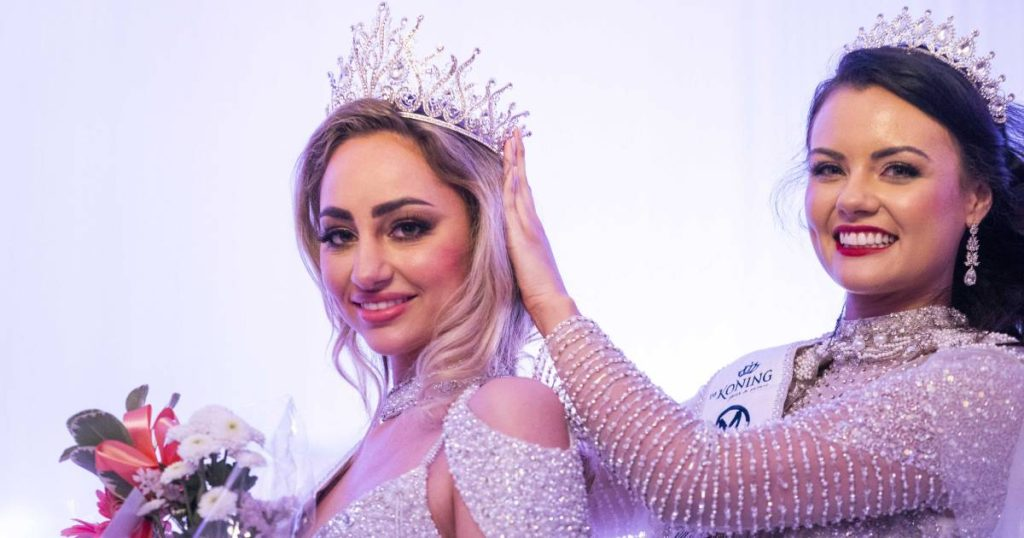 """The Netherlands withdrew from the Miss World contest: """"I'm not ready for a vaccine"""" Showbiz"""
