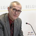 """Vandenbroek: """"70% of Covid patients have been vaccinated in Flemish hospitals, and 60% are in intensive care."""""""
