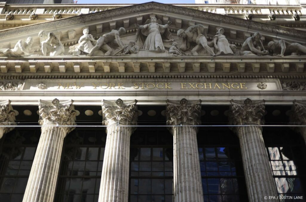 Wall Street JPMorgan opens more on data and US inflation