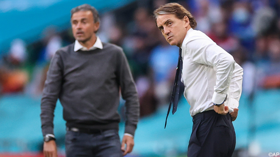 """Will Spain take revenge in the European Championship against Italy in the Nations League?  """"Then we gave up."""" 