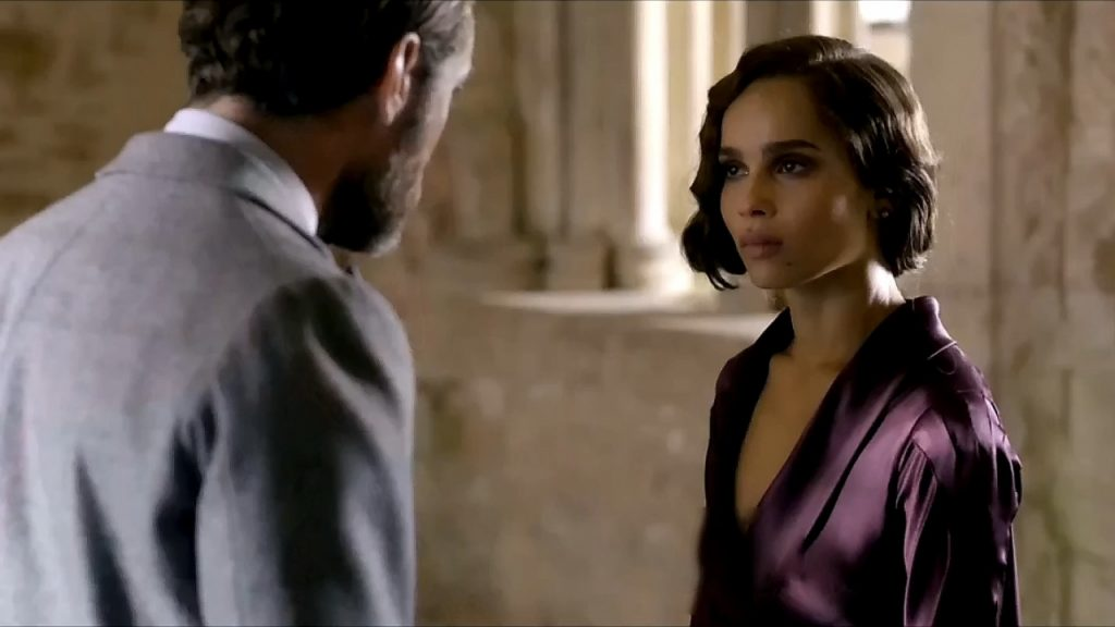"""Zoë Kravitz: """"This is how I got the role of Catwoman in The Batman"""""""